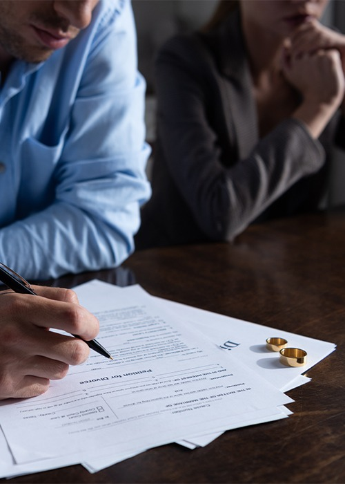 How To Apply For A Divorce In Canada
