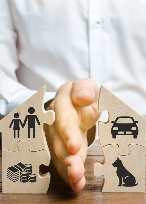 How Do You Divide Your Property During A Divorce?